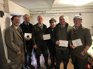 WCGB Open 2018 Langholm Awards
